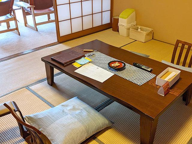 夢乃井の部屋